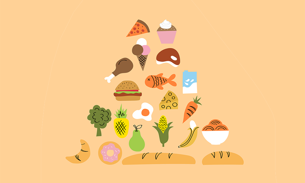 food as a teaching tool