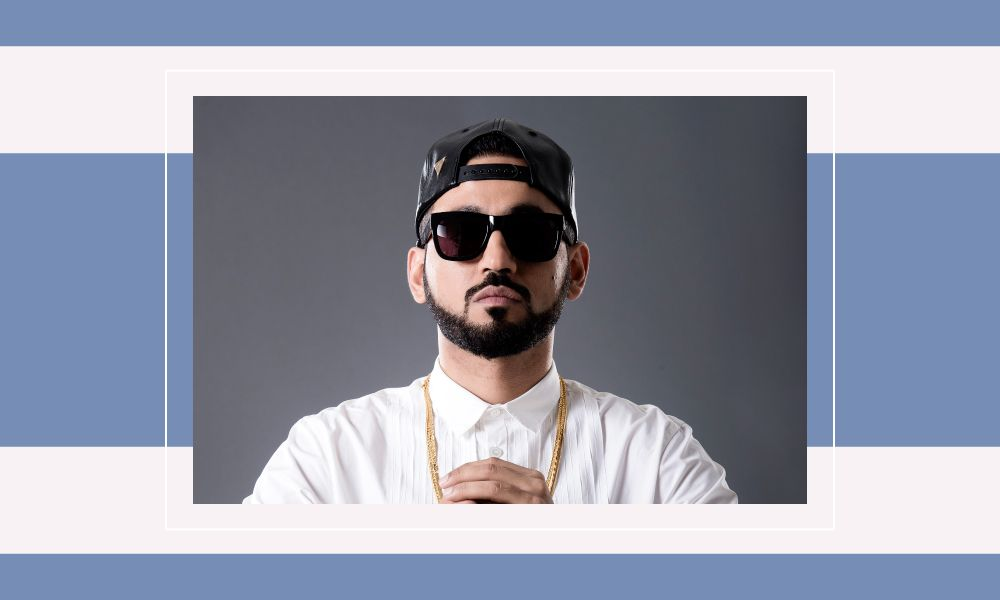 DJ Bliss, a popular UAE musician