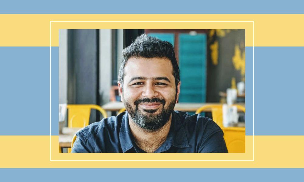 Entrepreneur Nikhil Taneja